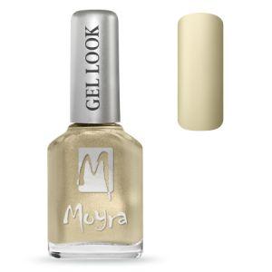 Körömlakk - Gel Look 938 arany 12ml - Moyra