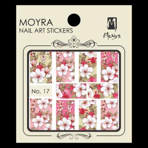 Körömmatrica #17 - Moyra