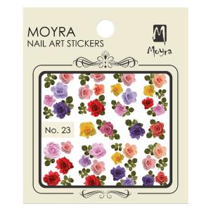 Körömmatrica #23 - Moyra