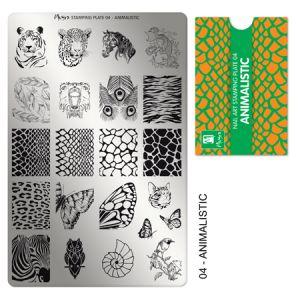 Nyomdalemez #04 Animalistic - Moyra
