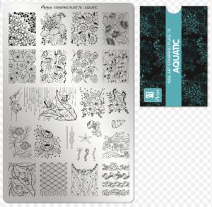 Nyomdalemez #78 Aquatic - Moyra