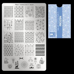 Nyomdalemez #71 Frozen - Moyra