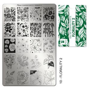 Nyomdalemez #10 Florality 2 - Moyra