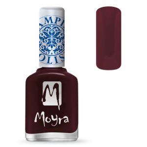 Nyomdalakk #03 burgundy - Moyra