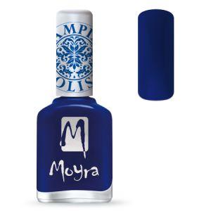 Nyomdalakk #05 kék - Moyra