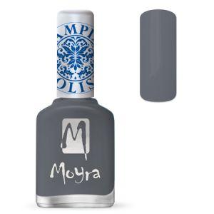 Nyomdalakk #23 szürke - Moyra
