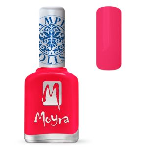 Nyomdalakk #20 neon pink - Moyra