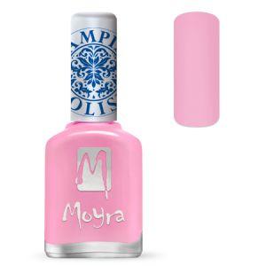 Nyomdalakk #19 világos rózsaszín - Moyra