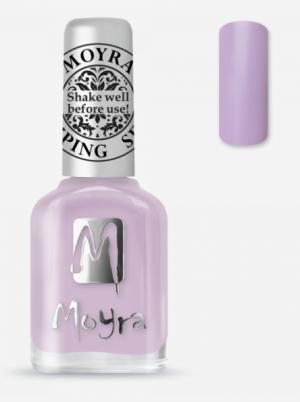 Nyomdalakk #16 vilgos lila - Moyra