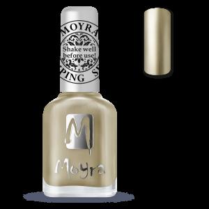 Nyomdalakk SP 24 Chrome Gold - Moyra