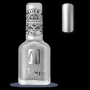 Nyomdalakk SP 25 Chrome Silver - Moyra