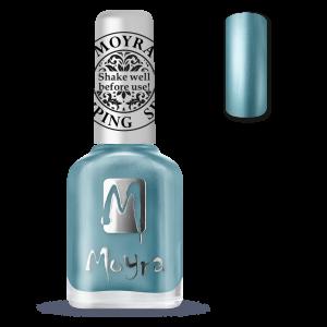 Nyomdalakk SP 26 Chrome Blue - Moyra