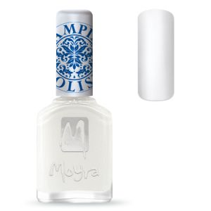 Nyomdalakk #07 fehér - Moyra