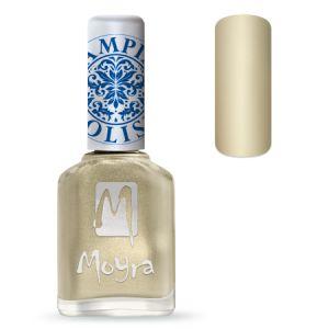 Nyomdalakk #09 arany - Moyra