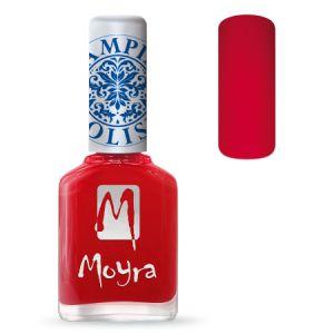 Nyomdalakk #02 piros - Moyra