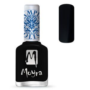 Nyomdalakk #06 fekete- Moyra