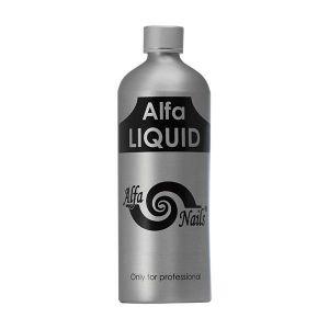 Liquid - mono blue - levegőre kötő 100ml - Alfa Nails