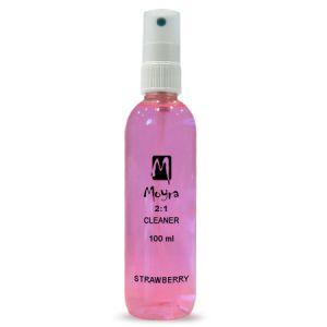 Cleaner 2:1 zselé fixáló és fertőtlenítő - eper illatú