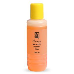 Körömlakk lemosó - acetonmentes citrom 100ml - Moyra
