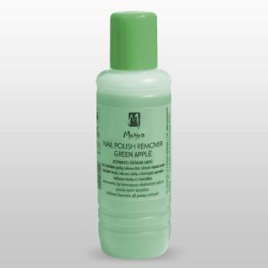 Körömlakk lemosó - acetonmentes green apple 100ml