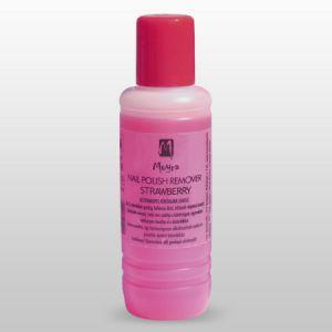 Körömlakk lemosó - acetonmentes strawberry 100ml