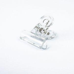 C-ív megtartó clips - átlátszó