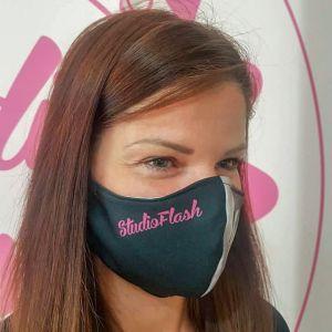 Pormaszk - mosható egészségügyi maszk - nails01