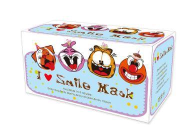 Smile maszk
