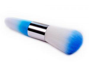 Portalanító kefe - beauty kék