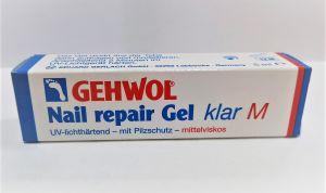 Körömjavító gél - Gehwol - színtelen - 5 ml