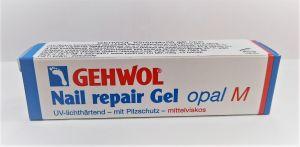 Körömjavító gél - Gehwol - opál - 5 ml