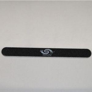 Reszelő - 100/100 egyenes fekete - Alfa Nails