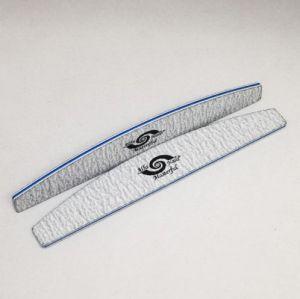 Reszelő - 100/100 félhold szürke - Alfa Nails