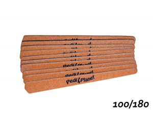 Reszelő - csepp alakú - 100/180 vékony fa (wooden)