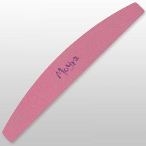 Buffer - félhold - rózsaszín