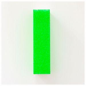Buffer - neon zöld