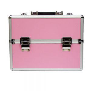 Műkörmös táska - rózsaszín