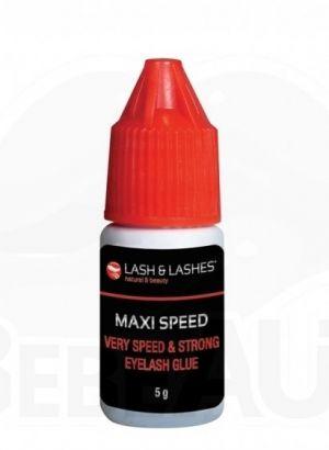 Pilla ragasztó - MAXI SPEED - piros kupakos 5ml
