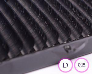 Pilla D 0,15 x 12 mm
