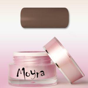 Színes zselé - supershine caffé latte #540 - Moyra