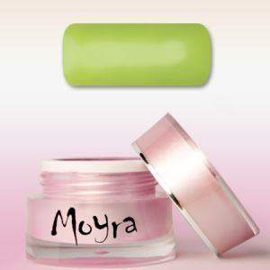 Színes zselé - supershine lemon #538 - Moyra