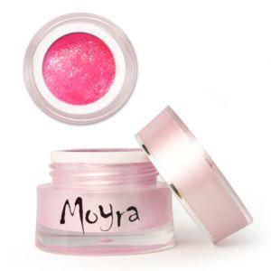 Színes zselé - glitter punch #127 - Moyra